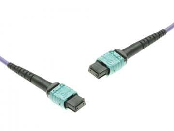 MTP to MTP Multimode OM4 cable