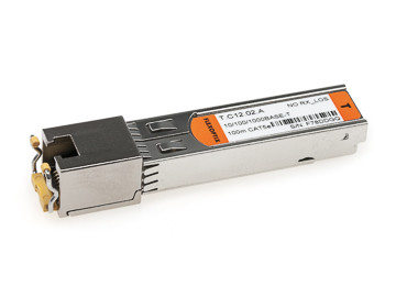 SFP Copper, 10/100 BASE-T, NO RX_LOS