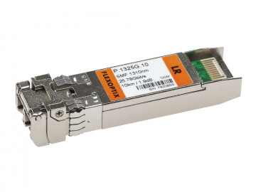 25G SFP28 LR Industrial Temp.