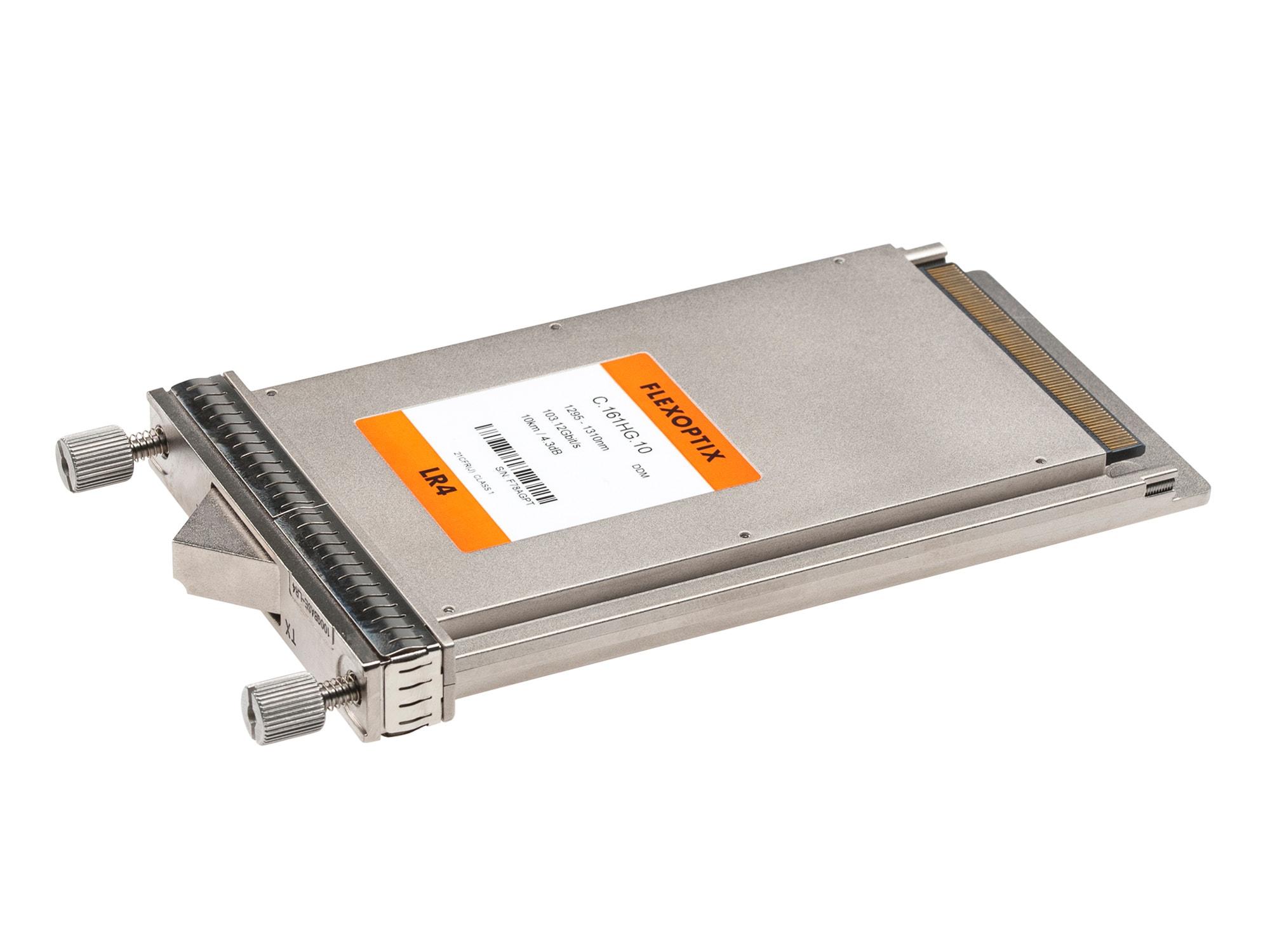 100 Gigabit OTU4 ER4 CFP Transceiver | 40km SMF 1295, 1300, 1305